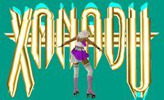 Shari The Cat : Xanadu