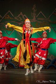 Mangolian Folk Dance