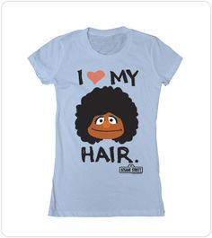 this is perfect for all the hairlovin' natural little ladies