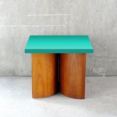 Custom Vintage End Table available in 4 custom finishes, $155.00 | Apartment 528