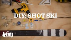 DIY The Shot Ski 2.0