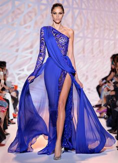 Zuhair Murad Haute Couture Fall/Winter 2014-2015