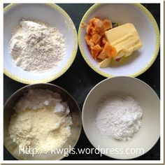 INTRODUCTION My Chinese cookies post should almost come to an end in a few days and I will be concentrating to bake my Chinese New Year cookies. Meanwhile, I have many savoury dishes recipes lined … Chinese New Year Cookies, New Years Cookies, Savoury Dishes, Food Dishes, Egg Yolk Cookies, Salted Egg Yolk, Recipe Using, Food And Drink, Cooking Recipes