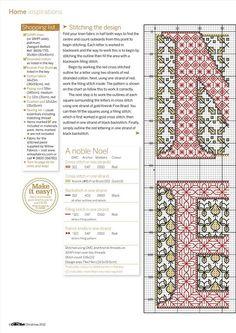 BLACKWORK-esquemas (pág. 105) | Aprender manualidades es facilisimo.com