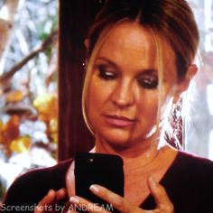 Sharon tries to reach Scott to find out why he's late for their dinner engagement.