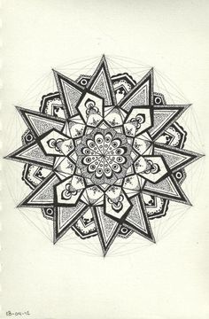 #Mandala #circle #geometries #circle #circular #spherical #mandala #postmandala