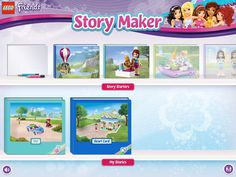 LEGO® Friends Story Maker by The LEGO Group