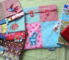 Tasche, Nähen für Anfänger, farbenmix CD, Schnittmuster, Anleitung