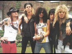 GNR Steven Adler Axl Rose Duff McKagan Slash Izzy Stradlin