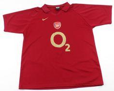 Nike Dri Fit Arsenal O2 Soccer Polo Jersey Mens Size XL Burgundy Red Gunners #Nike #Arsenal