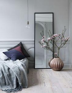 Bedroom Decor Design Ideas - Josh and Derek Decor Room, Bedroom Decor, Home Decor, Mirror Bedroom, Bedroom Ideas, Design Bedroom, Bedroom Lighting, Interior Minimalista, Home And Deco
