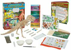 Young Scientists Club The Magic School Bus: Back in Time with The Dinos