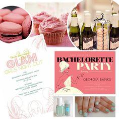 Bachelorette ideas