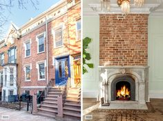 Actress Lake Bell and her husband, tattoo artist Scott Campbell, have listed their Clinton Hill townhouse for $3 million, double what they paid for it in 2013.