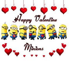 Valentine Minions