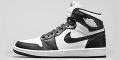 Air Jordan 1 High OG Black/White Official Images - NiceKicks.com