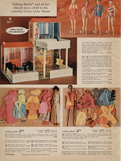 1970 JCPenney Christmas catalog page 450 by Tinker*Tailor loves Lalka, via Flickr