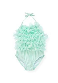 Tulle Tier Swimsuit from Janie and Jack - Adorable! my daughter's first suit was from janie and jack, love their lines
