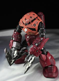 A fully detailed MG Char`s Z`Gok  has been appeared recently on modelers-g with the name Destroyer modeled by Kouichi . The remodeled of...