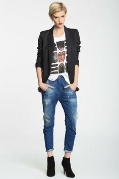 1f86394a4cf3 Die 659 besten Bilder von Jeans Jeans Jeans in 2019   Woman fashion ...