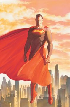 Superman, by Alex Ross.