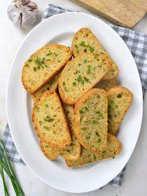 Pan de ajo ¡Facilísimo! | Cuuking! Recetas de cocina