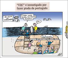 Censura ao CQC...