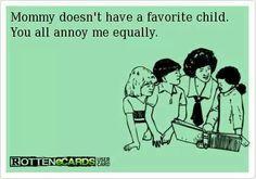 Pretty much! ☺ #ecards #kids #parenting