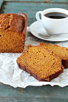 Get ready for Fall with this delicious Pumpkin Bread recipe.