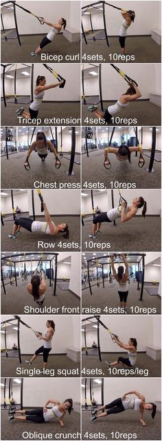 TRX_blog Make sure to check out our fitness tips, nutrition info and more at www.getyourfittog... #exercise #fitness #workout: