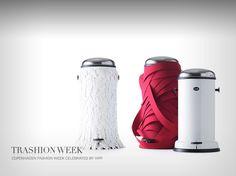 Trashion Week by Vipp #Trash #vipp