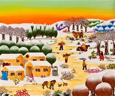 Yiyo Moro-Año de nevada
