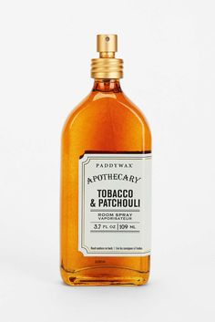 Paddywax Apothecary Room Spray // Tobacco & Patchouli $18