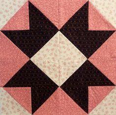 Kathy's Quilts: Saturday Sampler 3