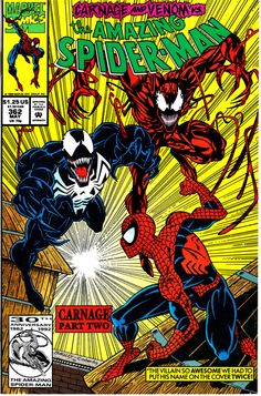 Amazing Spider-Man 1963 1st Series 362 May 1992 by ViewObscura