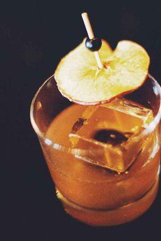 A tour around the world through whiskey drinks.