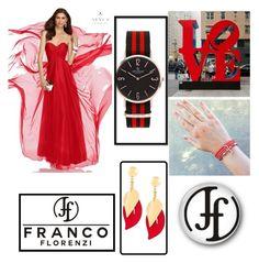 """4#Franco Florenzi"" by kivericdamira ❤ liked on Polyvore featuring Alyce Paris, Marni and francoflorenzi"