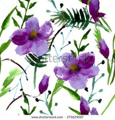 Flowers Isolated Stock Illustrations & Cartoons | Shutterstock