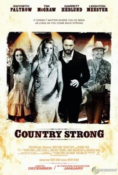 Country Strong @Taylor Oleson