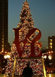 Pennsylvania gets the thrill of Christmas