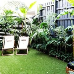 Fab garden terrace. The top 12 looks from The Block: Triple Threat, via We-Are-Scout.com