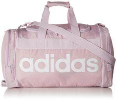 353ef7f87b6 Amazon.com: adidas Santiago Duffel Bag, Aero Pink/White, One Size: Sports &  Outdoors | @giftryapp