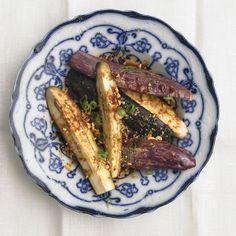Steamed Eggplant with Peanuts and Scallions Recipe | Food Recipes - Yahoo Shine