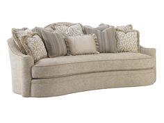 Lexington Upholstery Promenade Sofa   Lexington Home Brands