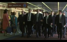 Pan American World Airways – Catch Me If You Can (2002) Movie Scene