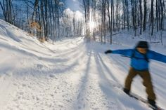 10 Michigan snowboarding facts to know before you hit the slopes.