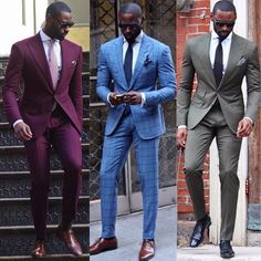 smart-fit-dresses-for-black-guys 18 Popular Dressing Style Ideas for Black Men - Fashion Tips Black Men Fashion Tips, Mens Fashion Summer Outfits, Mens Fashion Blazer, Suit Fashion, Latex Fashion, Fashion Fall, Emo Fashion, Men's Fashion Tips, Work Fashion