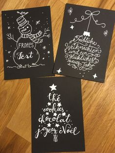 Weihnachten Akten Klammer Although many of us have recently chosen to take a holiday away from home on holidays and New Years Eve the presence of those who want to s. Xmas Cards, Diy Cards, Christmas Night, Christmas Crafts, Diy Crafts To Do, Christmas Drawing, Theme Noel, Christmas Inspiration, Hand Lettering
