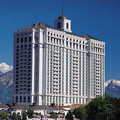 The Grand America Hotel - Salt Lake City, UT
