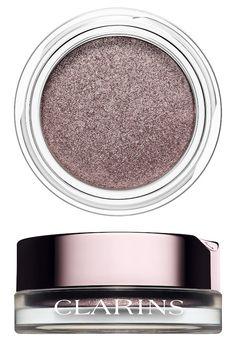 Clarins Ombre Iridescente Shimmering Eyeshadow Spring 2016 - 07 Silver Plum